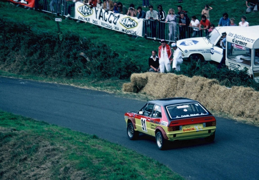Alain-Briand - VW-Scirocco-groupe-2 1980 - CC-Saint-Gouëno - Photo-Thierry-Le-Bras