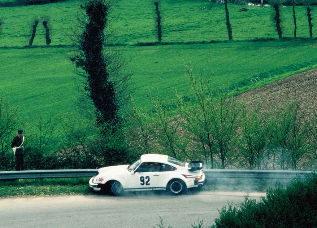 Alain-Gadal - Porsche-930-Turbo- 1981 - CC Saint-Germain-sur-Ille - Photo-Thierry-Le-Bras