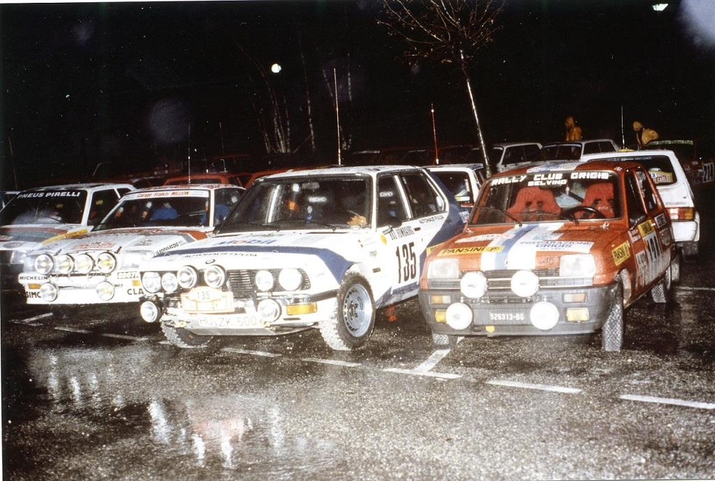 Alexander- Burkhardt - BMW-528- 1984 - Rallye-Monte-Carlo - Photo-Thierry-Le-Bras