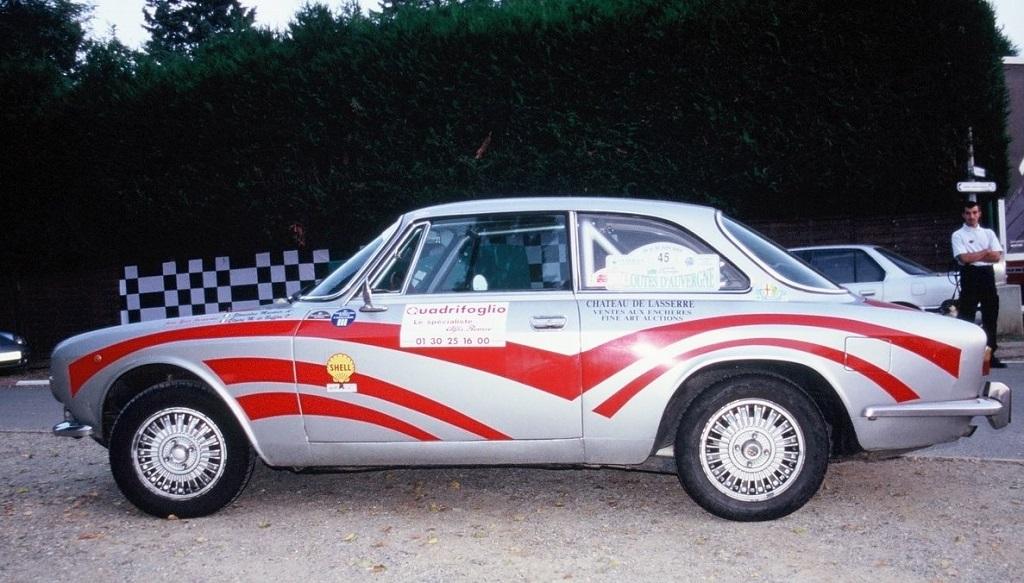 Alfa-Romeo-2000-GTV- 2004 - Photo-Thierry-Le-Bras