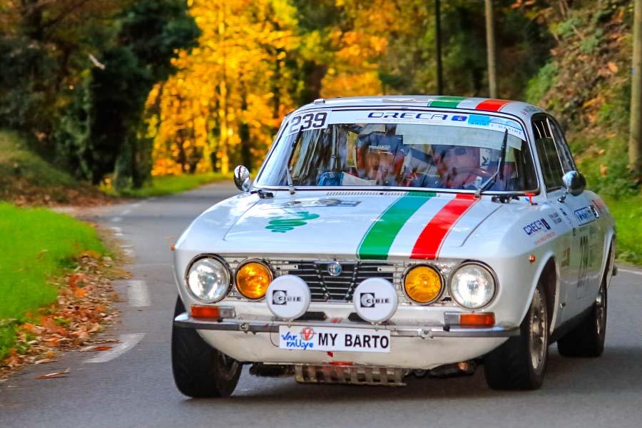 Alfa-Romeo-2000-GTV - Rallye-du-Var - Photo-© RacingCarMedia – Guy Pawlak