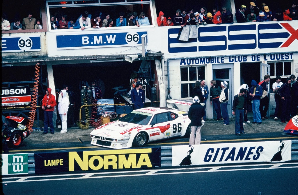 Alliot-Guérin - BMW-M1- 1980 - Le-Mans- photo-Thierry-Le-Bras