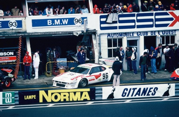 Alliot-Guérin - BMW-M1 - 1980 - Photo-Thierry-Le-Bras