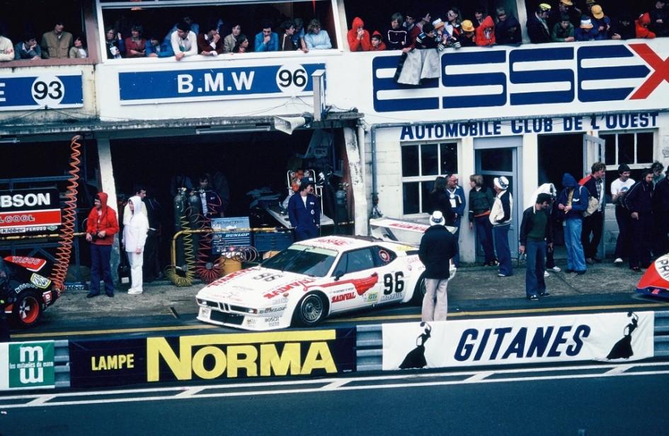 Alliot-Guérin - BMW-M1 - 1980 - Photo-Thierry-Le-Bras