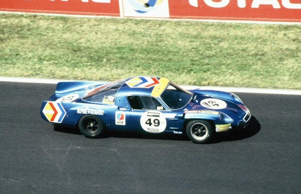 Alpine-A-210 - 2004 - Le-Mans-Classic- Photo-Thierry-Le-Bras