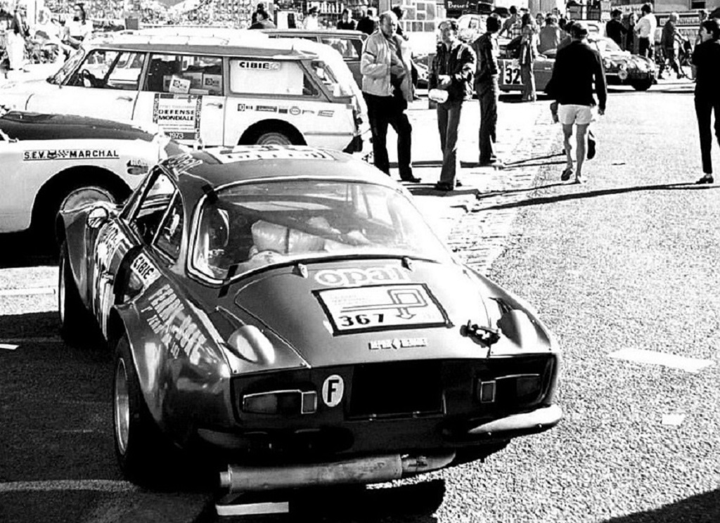 Alpine-Renault-Berlinette - 1973 - Dinard - Photo-Thierry-Le-Bras