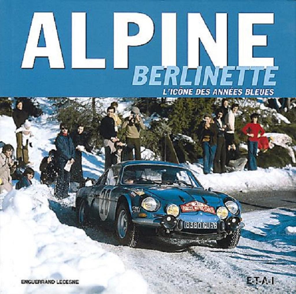 Alpine-icône-des-années-bleues - couverture
