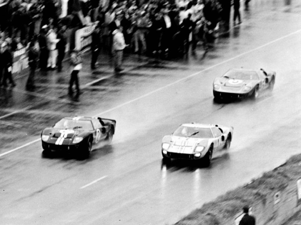 Arrivée-24-Heures-du-Mans-1966 - Copyright-inconnu