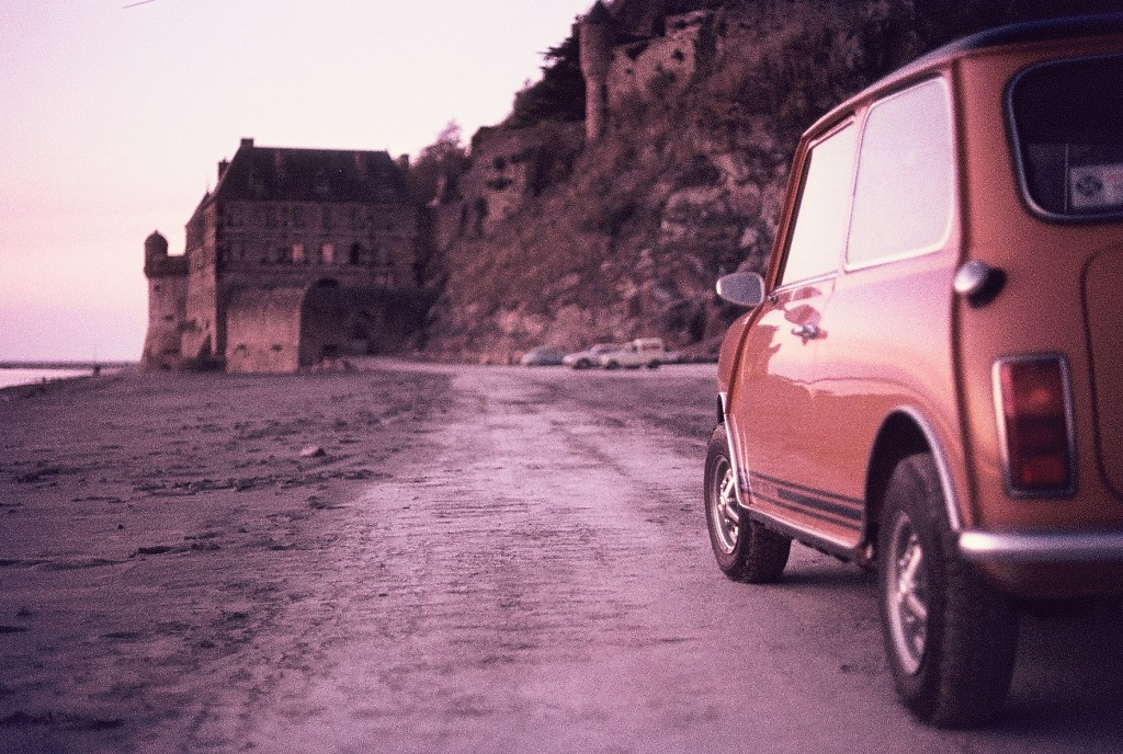Austin-1275-GT - 1973 - Mont-Saint-Michel - Photo-Thierry-Le-Bras