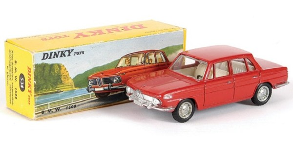 BMW-1500-Dinky-Toys - Copyright-inconnu