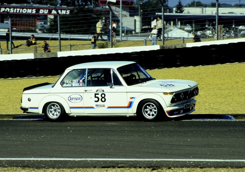 BMW-2002-Turbo - 2002 - Mans-Classic - Photo-Thierry-Le-Bras