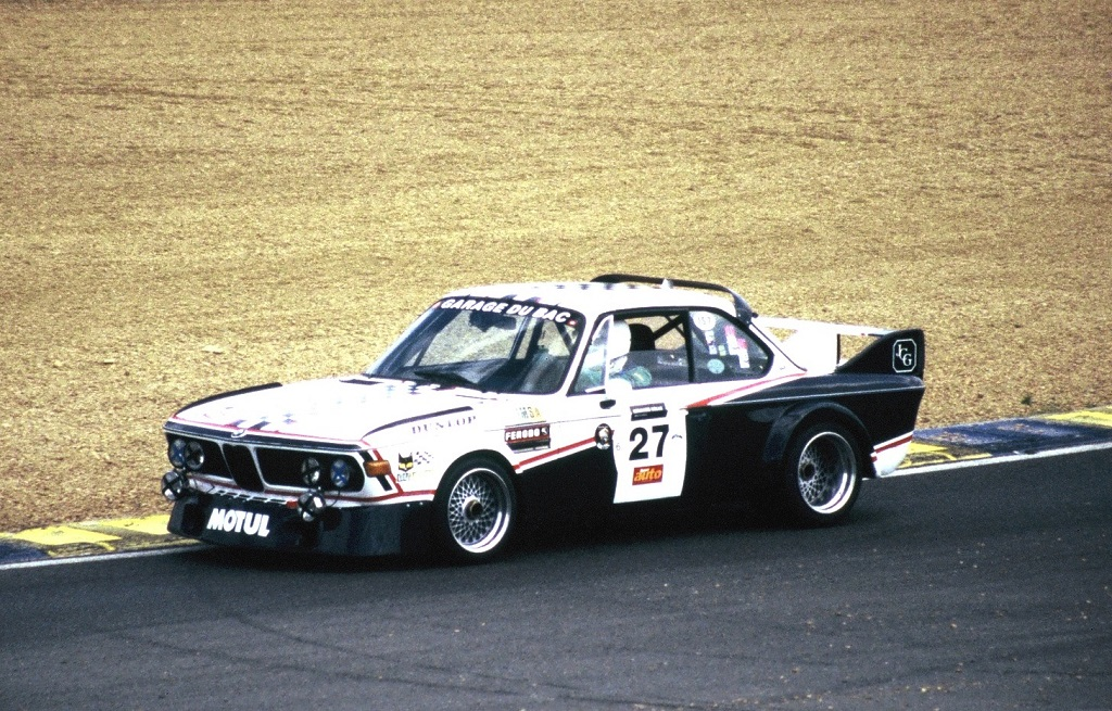 BMW-30-CSL-Garage-du-Bac - 2004 - Mans-Classic - Photo-Thierry-Le-Bras
