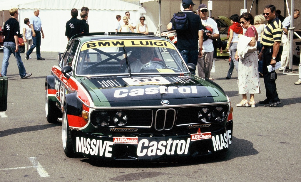 BMW-30-CSL-Luigi-gr-2 (1) - 2004 - Mans-Classic - Photo-Thierry-Le-Bras