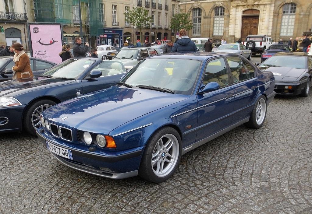 BMW-M5- 2018 - Traversée-de-Rennes- Photo-Thierry-Le-Bras