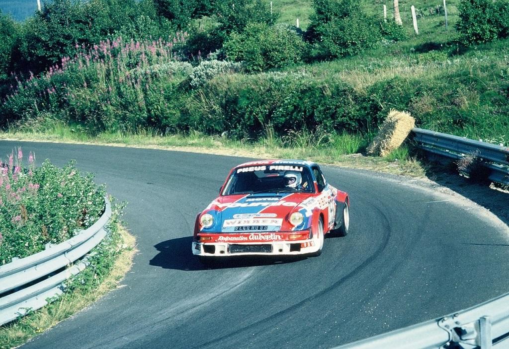 Ballet-Porsche-911 - 1983 - CC-Mont-Dore- Photo-Thierry-Le-Bras