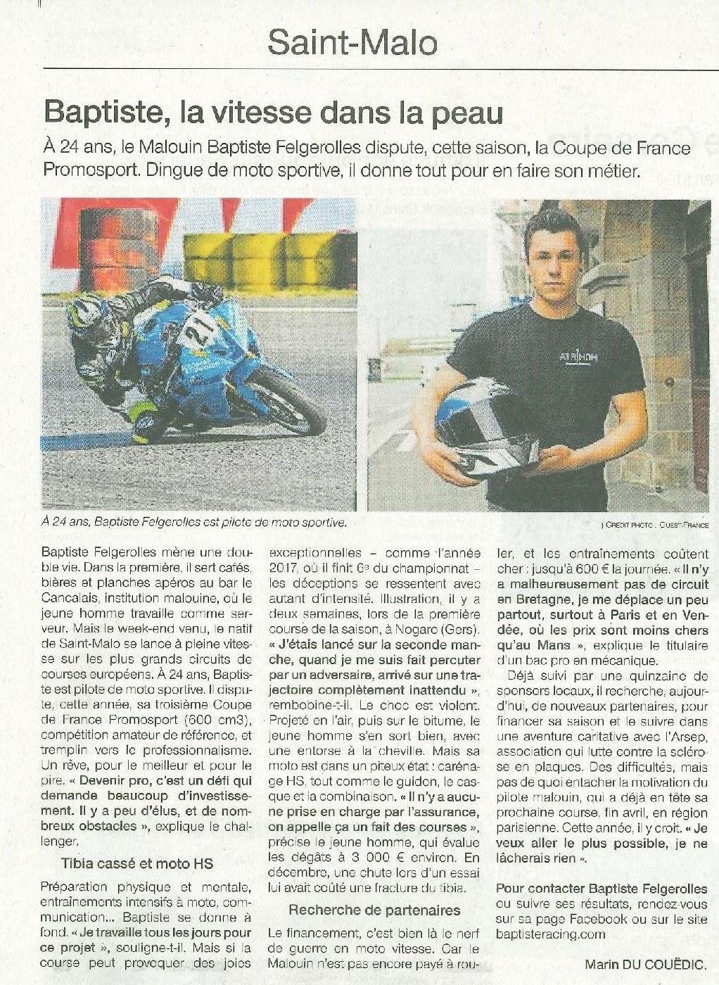 Baptiste-Felgerolles - Ouest-France - 10-04-2019