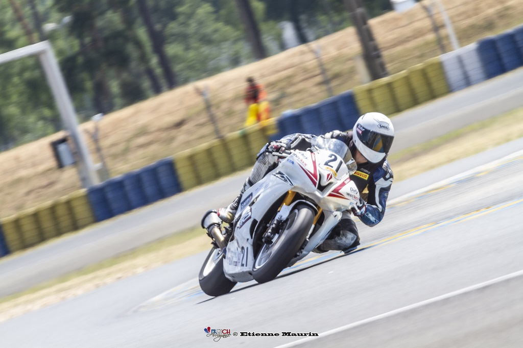Baptiste-Felgerolles - Yamaha-R6 -2018- Le-Mans - photo-French-Arrogance