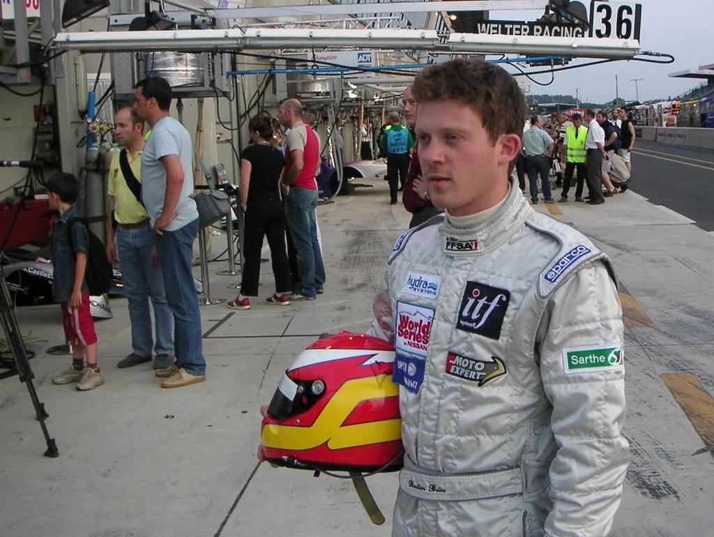 Bastien-Brière - 2005 - Le-Mans