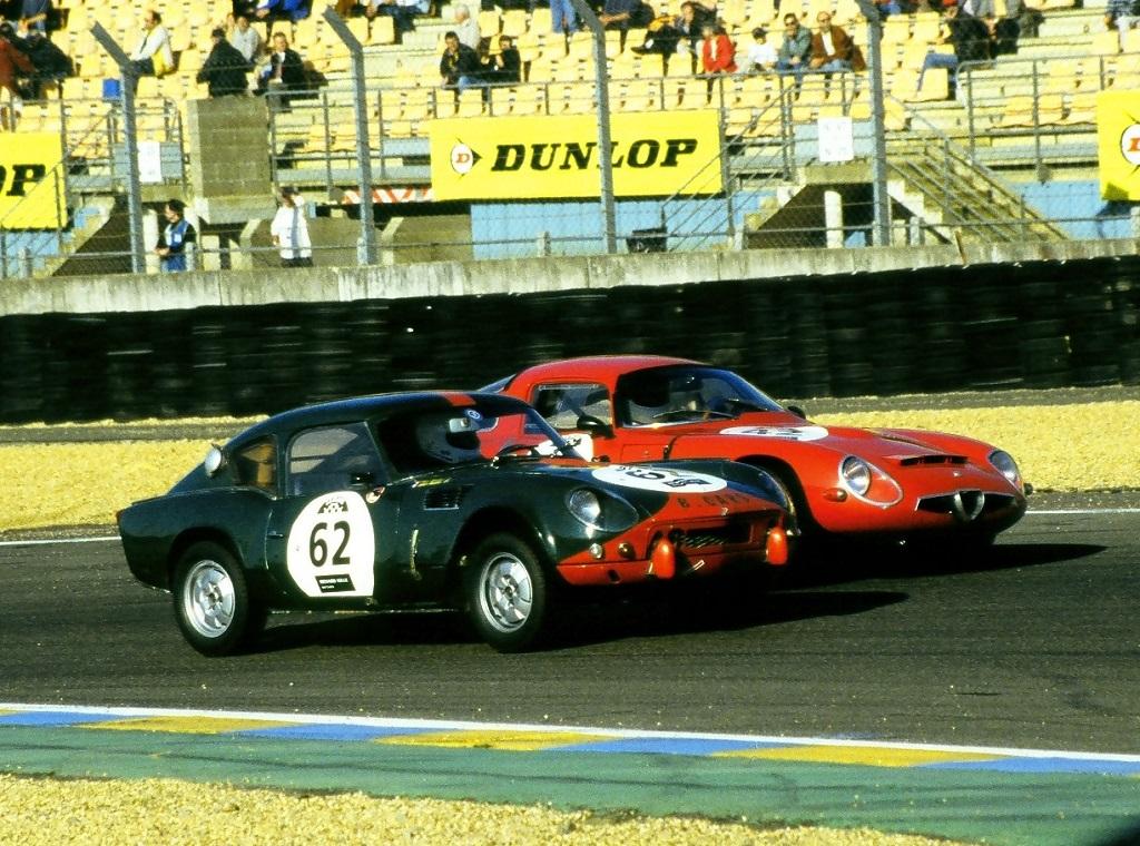 Baudier-Baudier - Triumph-Spitfire - 2002- Mans-Classic - Photo-Thierry-Le-Bras