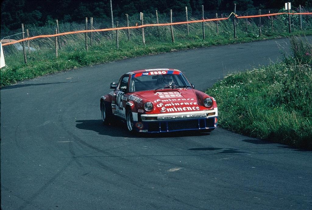 Biancone - Porsche-934- 1981 - CC-Mont-Dore- Photo-Thierry-Le-Bras
