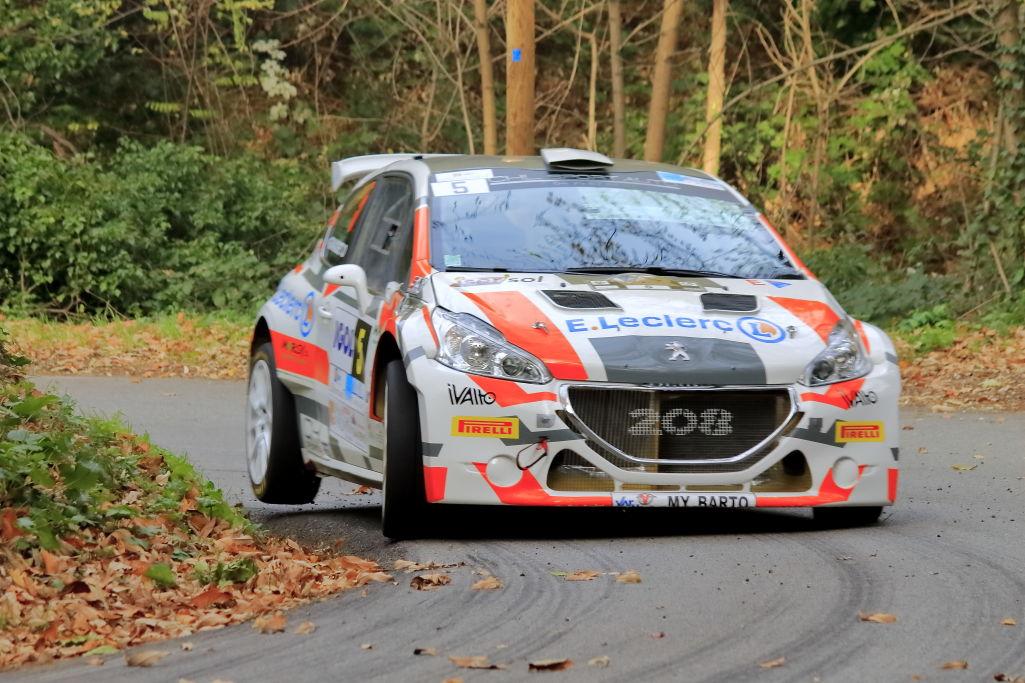 Bonato-Giraudet - Peugeot-208-T16- 2015- Rallye-du-Var - Photo-© RacingCarMedia – Guy Pawlak -