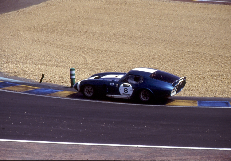 Bondurant-Murray - Cobra-Daytona - 2 - 2004 - Mans-Classic - Photo-Thierry-Le-Bras