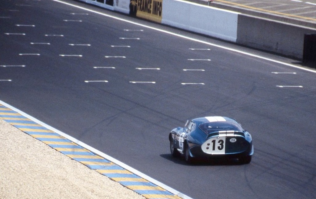 Bondurant-Murray - Cobra-Daytona - 4 - 2004 - Mans-Classic - Photo-Thierry-Le-Bras