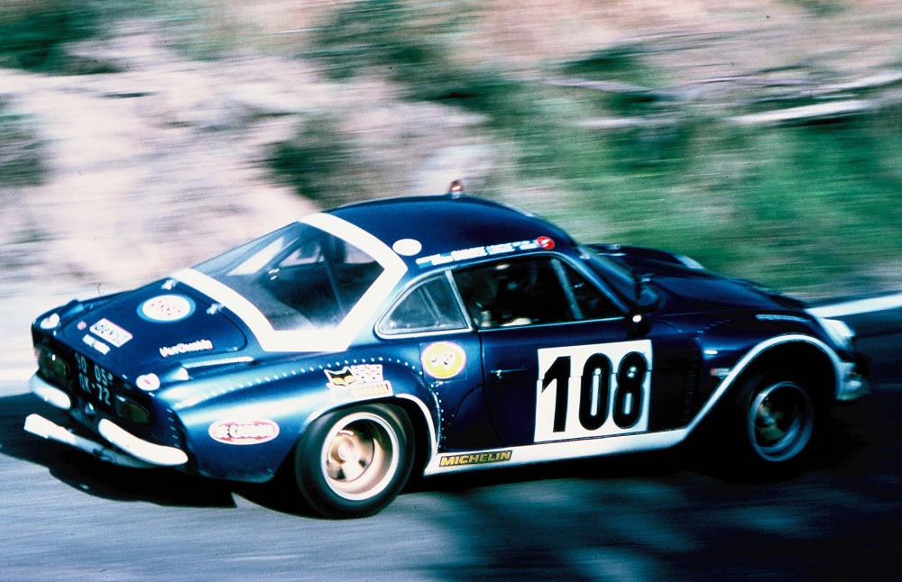 Brouard - Alpine-Berlinette - 1975 - CC Landivisiau - Photo-Thierry-Le-Bras