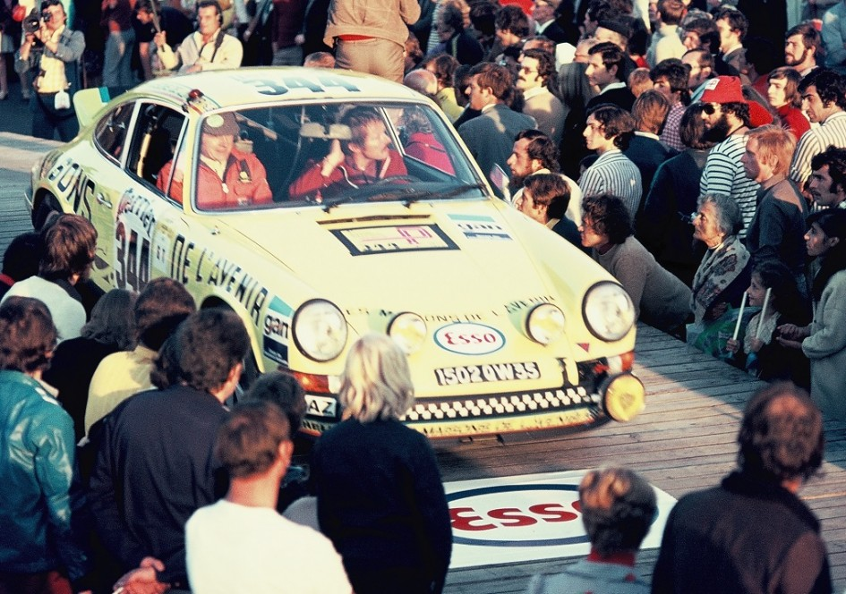 C-Pigeon-Gadal -  Porsche-Carrera - 1973 - Dinard - Grand-National-Tour-Auto - Photo-Thierry-Le-Bras