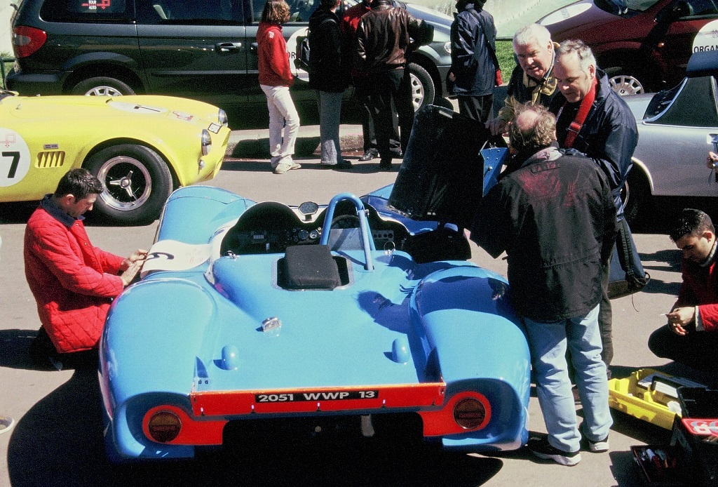 Cazalières-Guikas - Matra-MS-650 - 2 - 2003- Tour-Auto - Photo-Thierry-Le-Bras