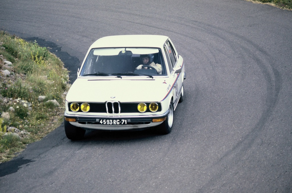 Chamaraud-BMW-530-IUS - groupe-1- 1978 - CC-Mont-Dore- Photo-Thierry-Le-Bras
