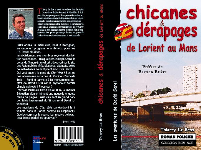 Chicanes-et-Dérapages-de-Loient-au-Mans - Couverture