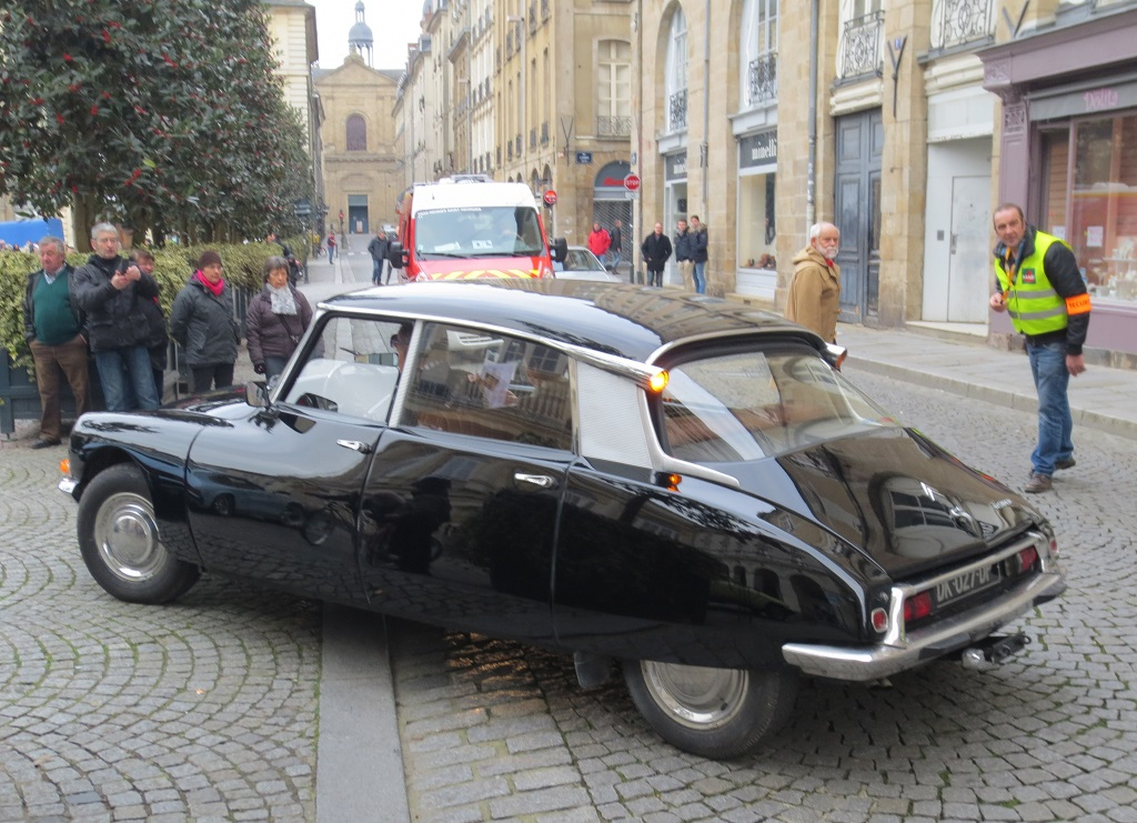 Citroën-DS - 2015 - Rennes - Photo-Thierry-Le-Bras