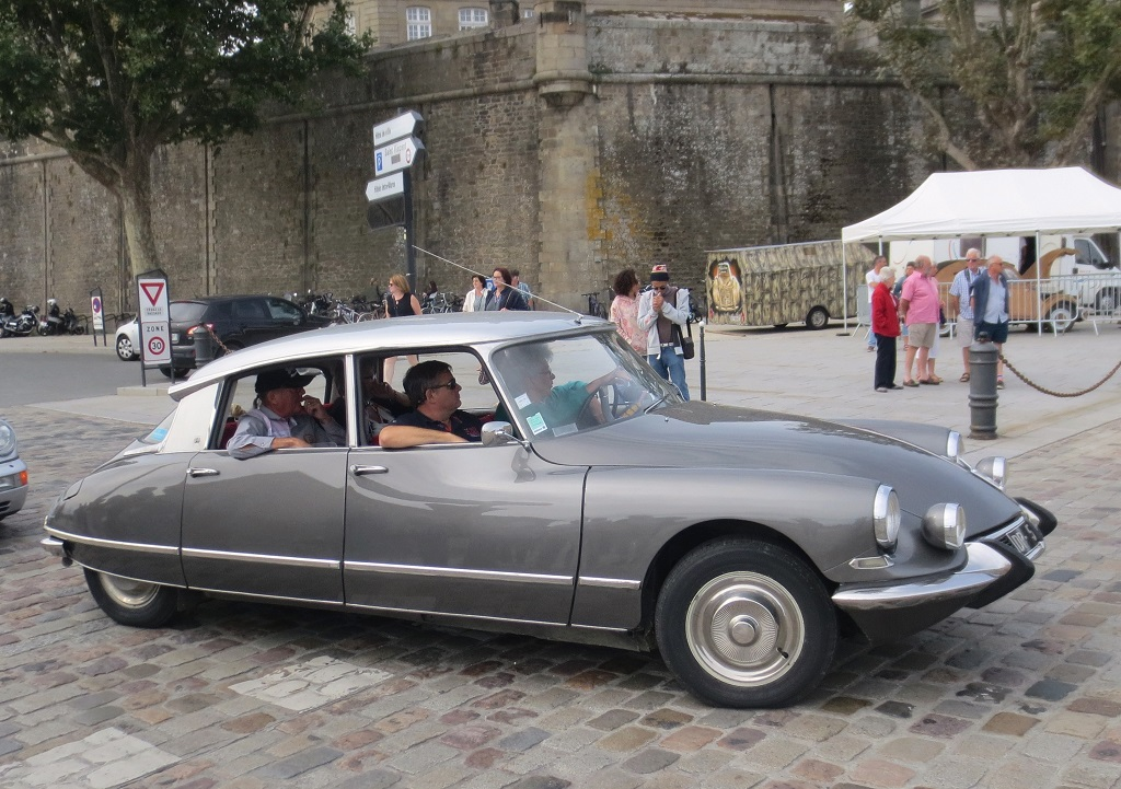 Citroën-DS - 2018 - Saint-Malo- Photo-Thierry-Le-Bras