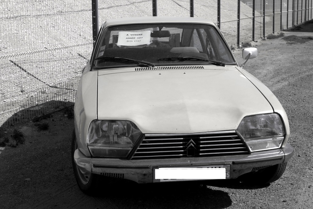 Citroën-GS - modèle-1977 - Photo-Thierry-Le-Bras