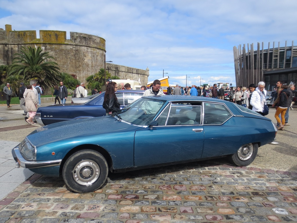 Citroën-SM- 2017 - Saint-Malo - Photo-Thierry-Le-Bras
