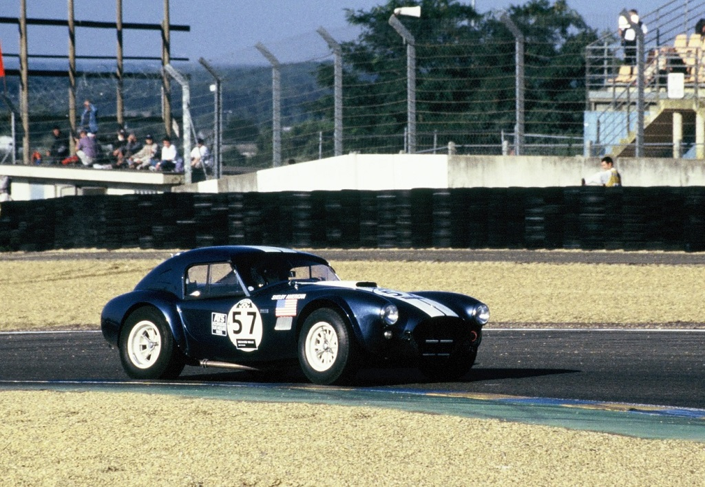 Cobra-Shelby - 2002 - Mans-Classic - Photo-Thierry-Le-Bras