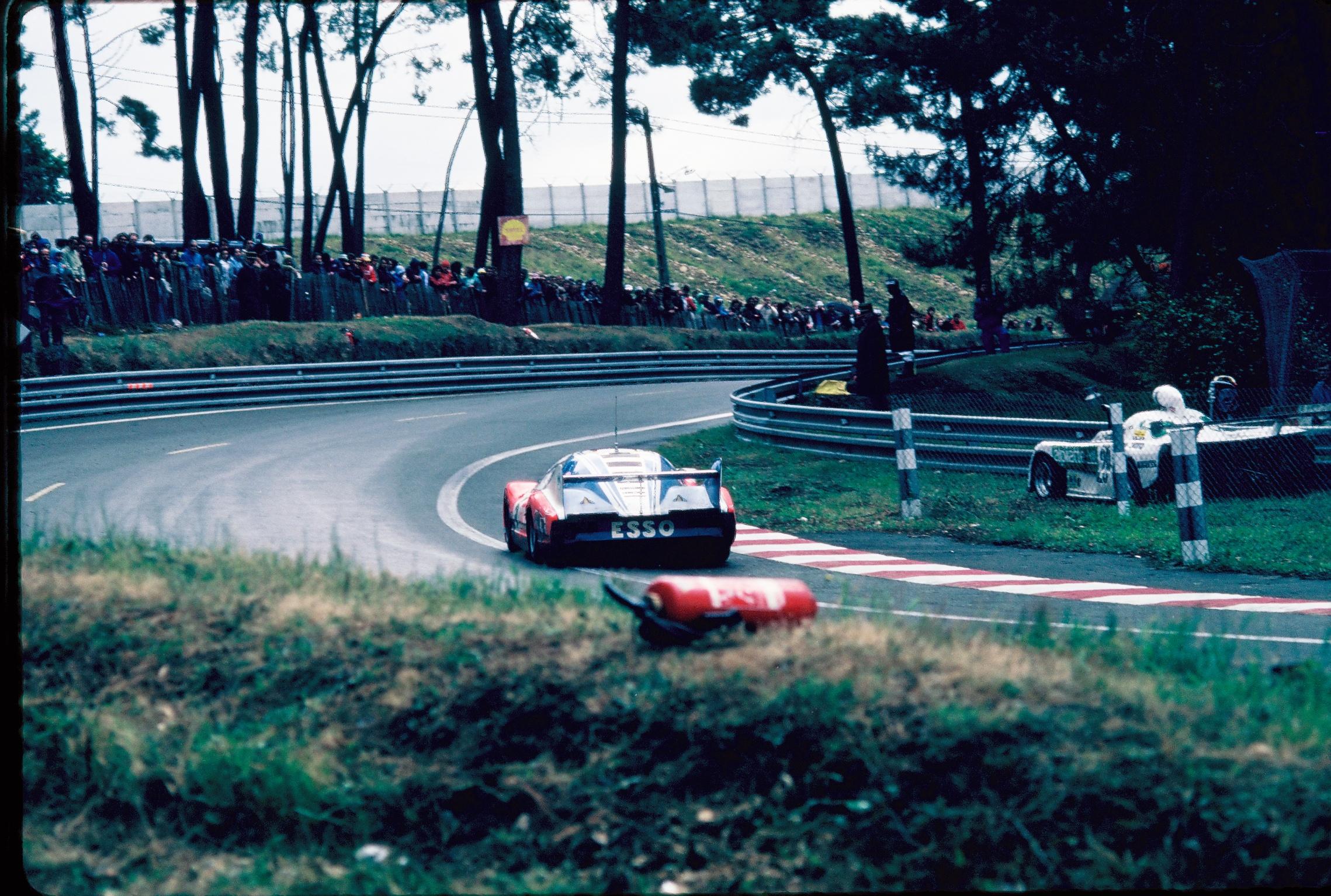 Contraste-au- Tertre-Rouge - 1980 - Le-Mans- Photo-Thierry-Le-Bras