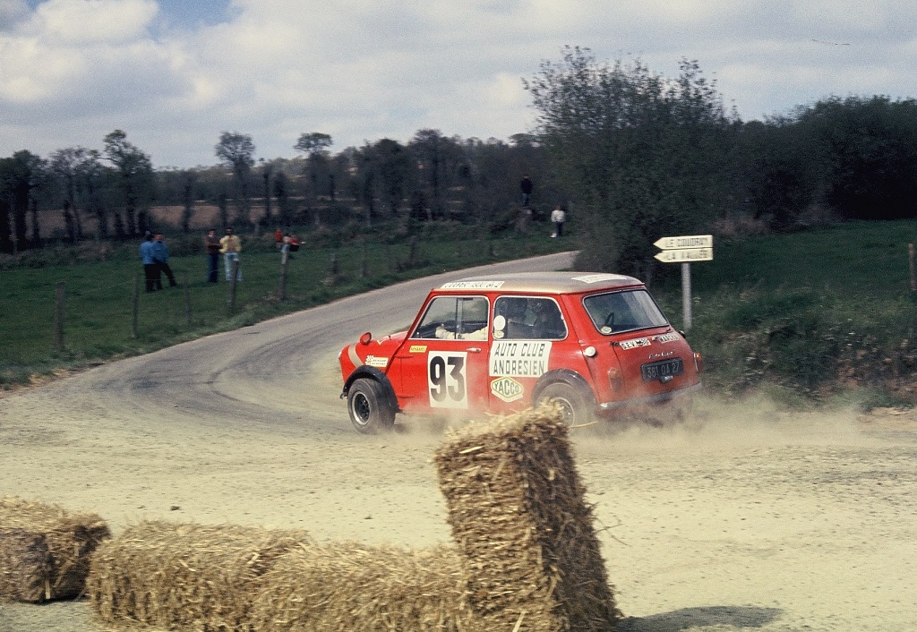 Cooper-S - 1975 - Rallye-d-Armor - Photo- Thierry-Le-Bras