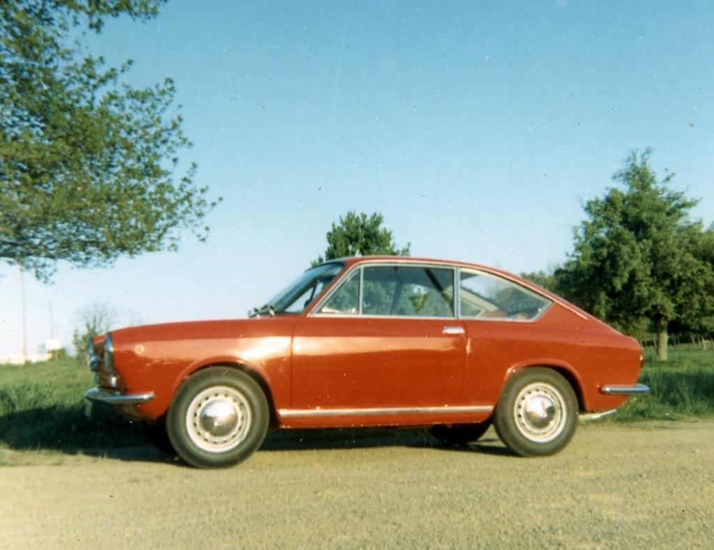Coupé-Fiat-850-1967 - Photo-Thierry-Le-Bras