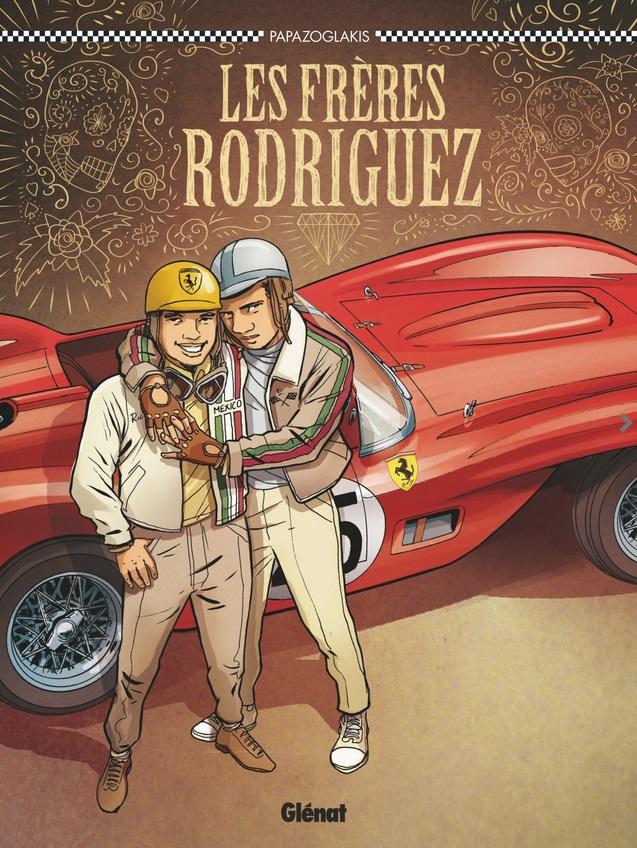 Couverture- Les-frères-Rodriguez- Editions-Glénat