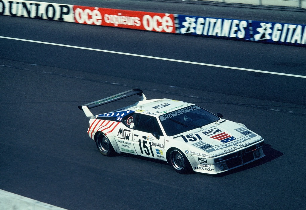 Döen-Birrane-Libert - BMW-M1- 1985- Le-Mans- Photo-Thierry-Le-Bras