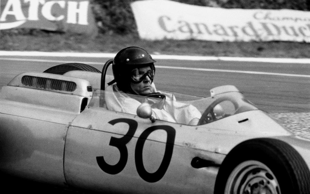 Dan-Gurney- Porsche-804-F1 - 1962 -