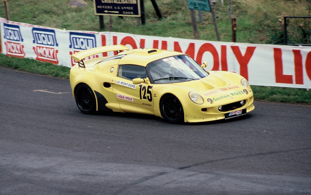 Daniel-Allais - Lotus -Exige-GT- 2002 - CC-Mont-Dore- Photo-Thierry-Le-Bras