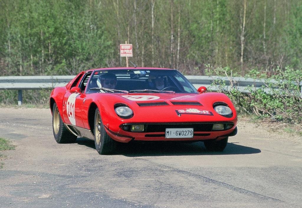De-Bernardi-Flenghi - Lamborghini-Miura-SV-2- 2003 - Tour-Auto- Photo-Thierry-Le-Bras