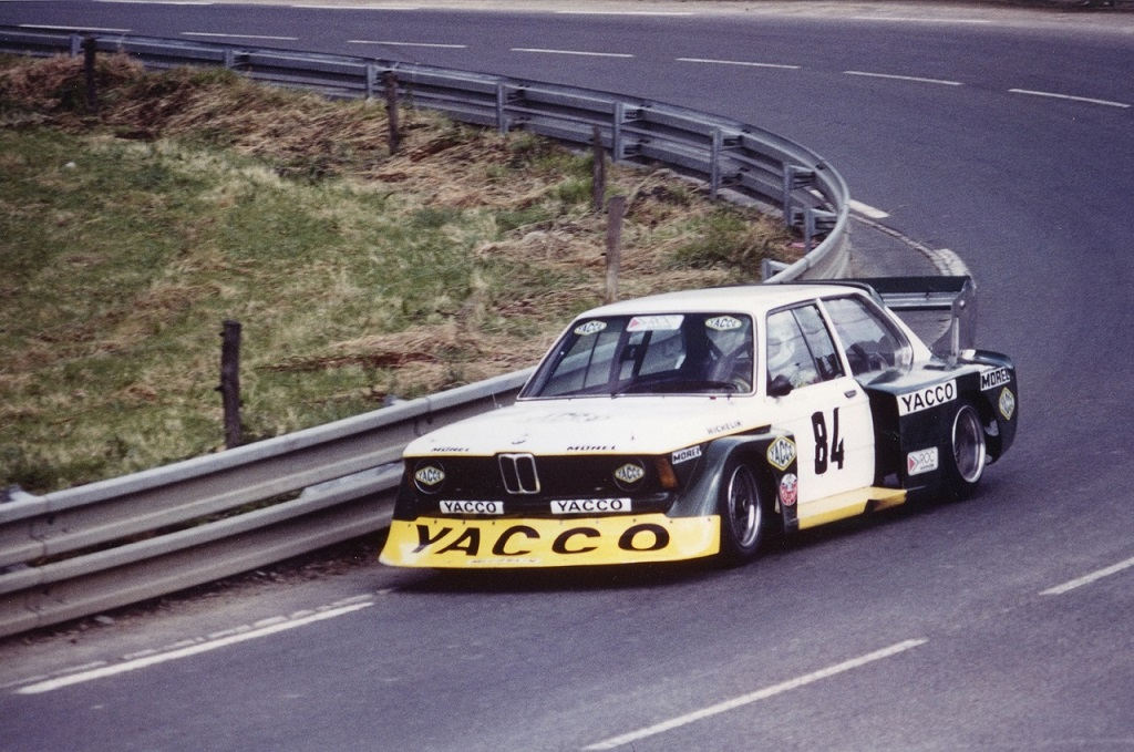 Debias - BMW-320-Groupe-5 - 1981 - Hébécrevon - Photo-Thierry-Le-Bras