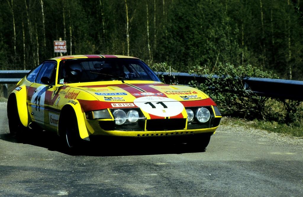 Degand-Jousse - Ferrari-365-GTB4-Daytona- 2003 -1 -Tour-Auto - Photo-Thierry-Le-Bras