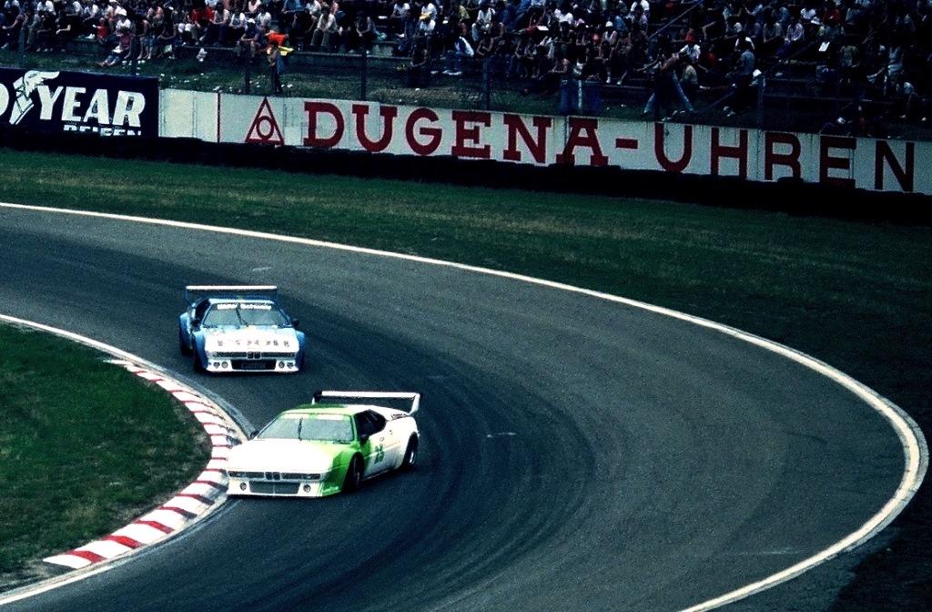 Didier-Pironi - BMW-M1 - 1980 - Hockenheim - 1er-Procar- Photo-Thierry-Le-Bras