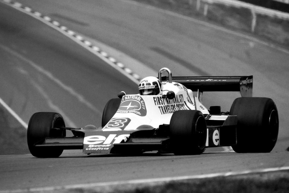 Didier-Pironi - Tyrrell-008 - 1978 - 1