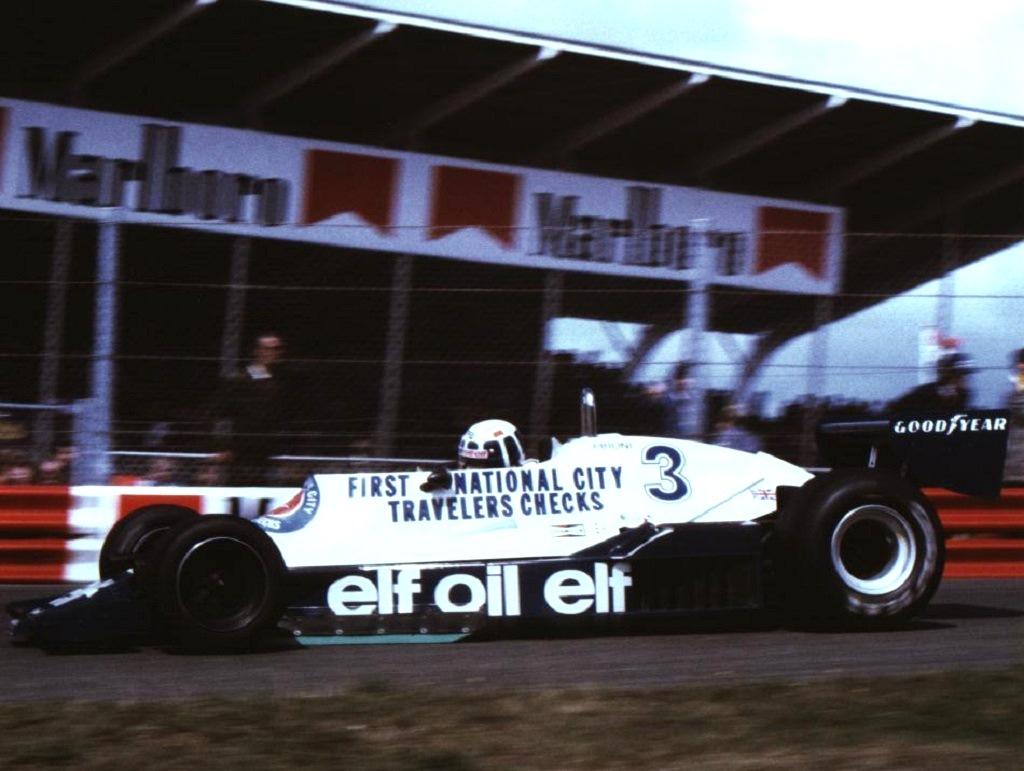 Didier-Pironi - Tyrrell-008 - 1978 - 2